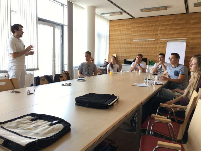 Vorträge im Rahmen der MedSummerSchool in Zwettl